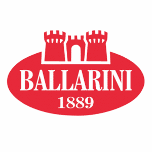 Das Logo von Ballarini